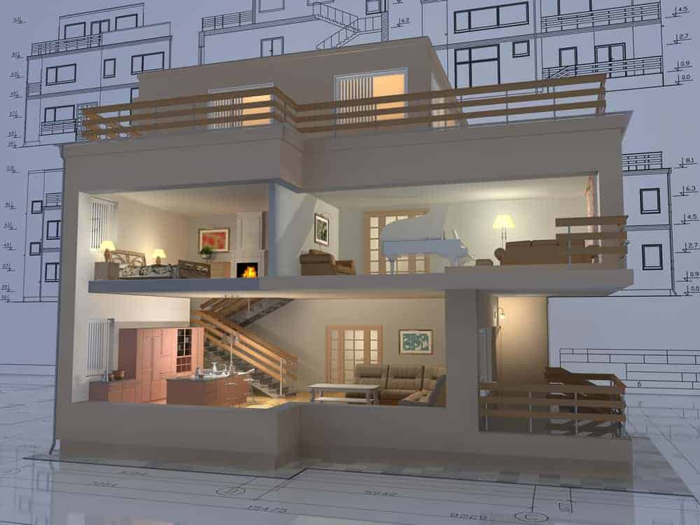 Benefits of conceptual home designs kerr construction 3d house builder online